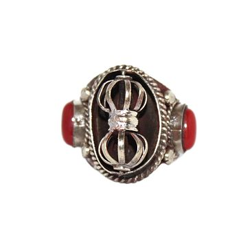 Yoga Coral ring
