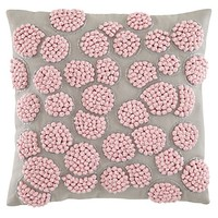 In the Loop Throw Pillow Cover in Throw Pillows | The Land of Nod