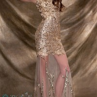 MNM Couture 9581 | Evening Gowns | Prom Dresses | Homecoming Dresses | Pageant Gowns | GownGarden.com