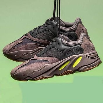 ADIDAS YEEZY BOOST 700 Tide brand men and women retro old shoes sneakers 2#