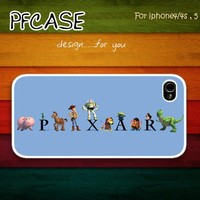 Pixar Toy story : Case For Iphone 4/4s ,5 / Samsung S2,S3,S4