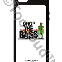 Drop The Bass Fish iPhone 5C Grip Case