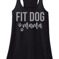Fit Dog Mom Tee or Tank
