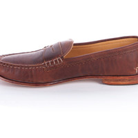 QUODDY - Penny Loafer in Coconut