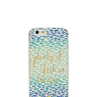 Kate Spade Resin Iphone 6 Plenty Of Fish In The Sea Multi ONE