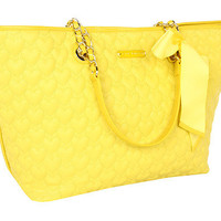 Betsey Johnson Be My One Only Later Tote