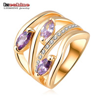 LZESHINE New Arrival Unique Multi-layer Engagement Rings Pave Austrian Crystals Fashion Jewelry Anillos De Compromiso Ri-HQ0224