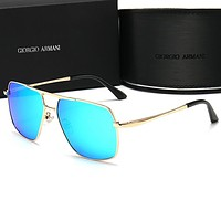 Armani Fashion Women Men Casual Sun Shades Eyeglasses Glasses Sunglasses