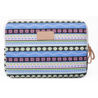 """8"""" 10"""" 11.6"""" 12.1"""" 13.3"""" 14"""" 15.6""""  Red Blue Stripe Laptop Cover Shakeproof Case for MacBook DELL ThinkPad SONY HP SAMSUNG"""