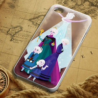 Princess Elsa Frozen Adventure Case fit for iPhone 4/4S iPhone 5/5S/5C Samsung Galaxy S3/S4