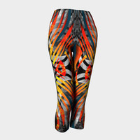 Fire and Ice II Capris