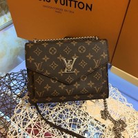 LV Louis Vuitton MONOGRAM CANVAS Mylockme SHOULDER BAG