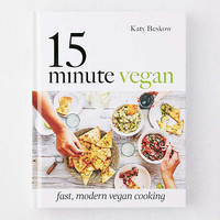 15 Minute Vegan By Katy Beskow | Urban Outfitters