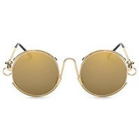Moss Sunglasses - Gold