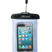 Waterproof Case for Apple iPhone 5, 4, 4S - Also Works with iPod Touch 3, 4, iPhone 3G, 3GS, & Other Smartphones - IPX8 Certified to 100 Feet - Black
