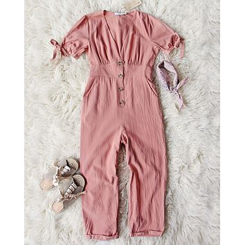 Desert Clay Jumpsuit