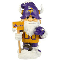 Minnesota Vikings NFL Garden Gnome 11 Thematic  (Second Edition)