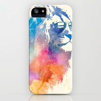Sunny Leo   iPhone & iPod Case by Robert Farkas