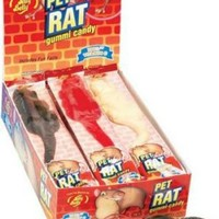 Giant Gummy Rats Candy 1 Count