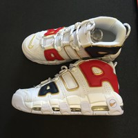 Nike Air More Uptempo QS 414962-108 Size 36-46