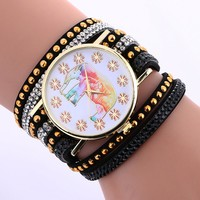 Elephant  Lady Wrist Watch