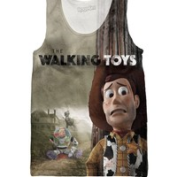 The Walking Toys Tank Top