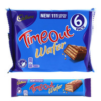 Time Out Wafer 6 Pack by Cadburys