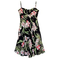 lihue hawaiian goddess dress