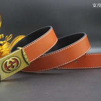 Gucci Belt Men Women Fashion Belts 537605