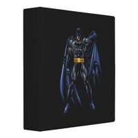 Batman Full-Color Front 3 Ring Binder from Zazzle.com