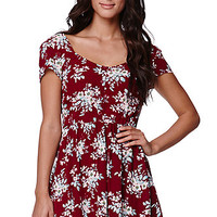 LA Hearts Placket Fit And Flare Dress at PacSun.com