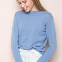 BENNETT TURTLENECK SWEATER