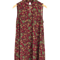 Maribel Floral Dress