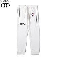 Givenchy New fashion embroidery letter print couple pants White