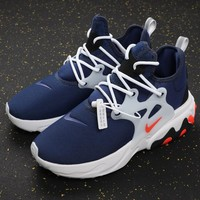 HCXX 19Aug 524 Nike React Presto Rabid Panda AV2605-400 Sneakers Casual Jogging Shoes