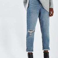 PETITE Rip Mom Jeans - New In This Week - New In