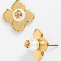 Women's Tory Burch 'Babylon' Stud Earrings