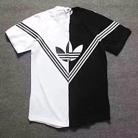 "Adidas ""do you like a multi colored sports T-shirt men and women"