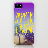 Summer Lovin' iPhone Case by Leah Flores   Society6