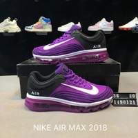 Men's and women's cheap nike shoes NIKE AIR MAX 2018