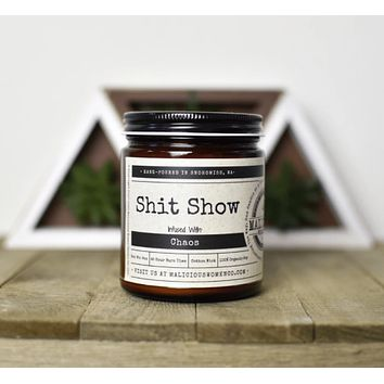 Shit Show Candle