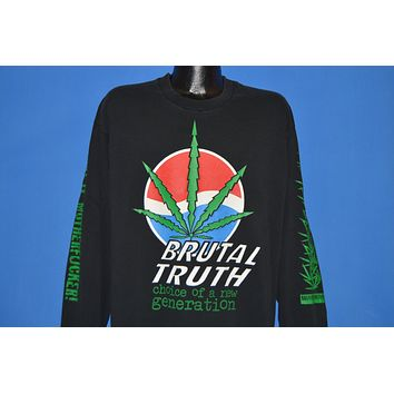 90s Brutal Truth Choice Of A New Generation t-shirt Extra Large