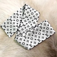 LV new full printed letter logo small scarf headband