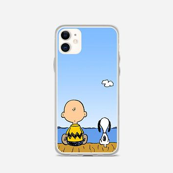 Snoopy And Charlie Brown iPhone 11 Case