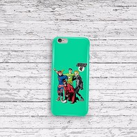5 Seconds of Summer SOS Superheroes iPhone 5 5c 6s and Samsung Galaxy S5 Case