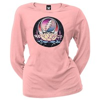 Grateful Dead - Lotus SYF Juniors Long Sleeve T-Shirt