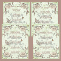 HERBAL ARCANE, Digital Download,  Book of Shadows Page, Grimoire, Scrapbook, Spells, White Magick, Wicca, Witchcraft, Herb Magic