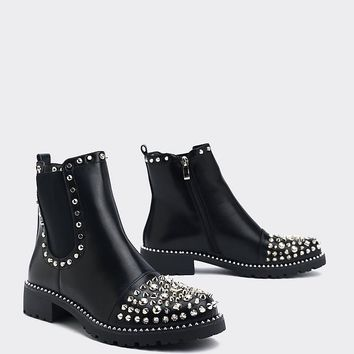 Stud-ing in the Way of Control Chelsea Boot