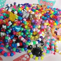 Happy Kandi GrabBag: Twenty Colorful Kandi Bracelets