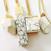 Jewelry Gift Stylish New Arrival Shiny Pendant Sweater Chain Necklace [6403324996]